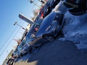 2014 Lexus IS IS 250 F SPORT **AWD** *CUIR ROUGE** *PNEUS HIVER*