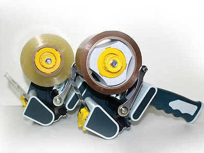 Abroller Klebeband Pack Paketband Handabroller Paketklebeband TwinCore 2/3 Zoll