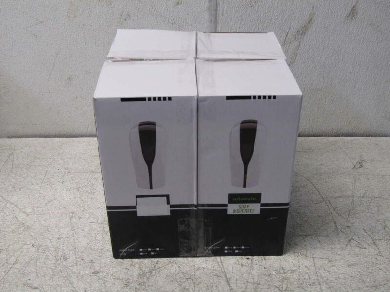 Lot of 4 Automatic Soap Dispensers