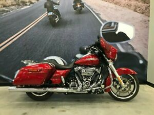 2018 Harley-Davidson FLHX Street Glide 1745cc