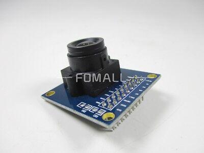 1pc Vga Ov7670 Cmos Camera Module Lens Cmos 640x480 Sccb Wi2c Interface Arduino