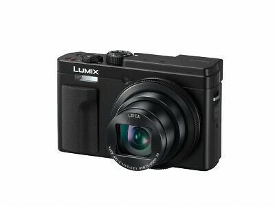 Panasonic DC-TZ96 Schwarz Digitalkamera 4K Video WiFi Bluetooth TFT-LC-Display Panasonic Digital Video