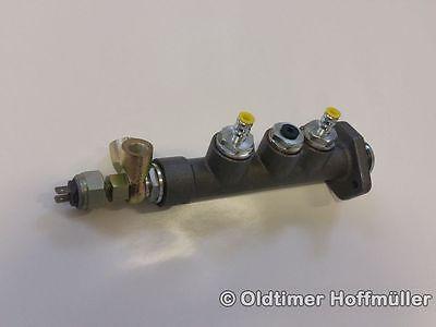 Zweikreis Hauptbremszylinder Trabant 601- NEU!! ohne Altteilrückgabe
