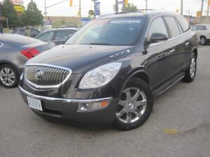 2009 BUICK ENCLAVE CXL | DVD • Leather • Loaded •