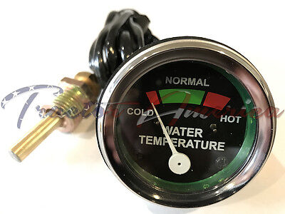 Temperature Gauge Compatible With David Brown Case Tractor 25d 30d 900 950