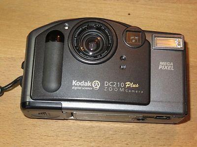 Kodak DC 210 1.0 MP - Digital Camara - Gris segunda mano  Embacar hacia Argentina