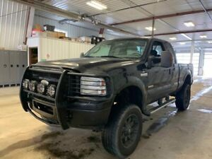 2005 FORD F250SD Supercab 4WD XLT