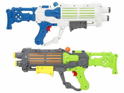 Wasserpistole Wassergewehr Spritzpistole Watergun Poolkanone Pumpsystem Pistole ()