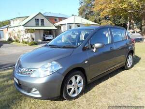 2012 Nissan Tiida Hatchback Hamilton Newcastle Area Preview