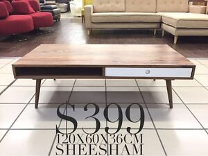 BRAND NEW & FACTORY SECOND COFFEE TABLES CLEARANCE Logan Central Logan Area Preview