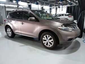 2012 Nissan Murano 3.5SL AWD WITH LEATHER, SUNROOF, NAVIGATION A