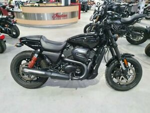 2019 Harley-Davidson XG750A Street Rod Cruiser 749cc