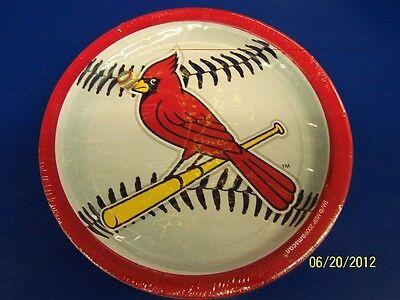 St Louis Cardinals MLB Major League Baseball Sports Party 9
