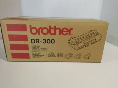 Genuine Brother DR 300 Drum Unit Brand New Original Packaging