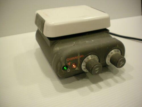 Corning 6795-220 Laboratory Lab Magnetic Hotplate & Stirrer PC-220 - Works Great