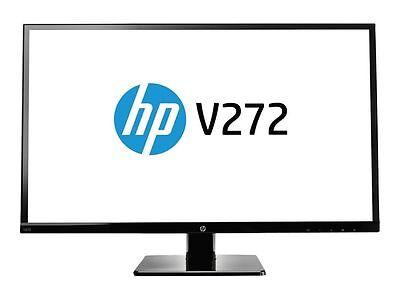 """Монитор 27"""" HP V272 IPS LED"""