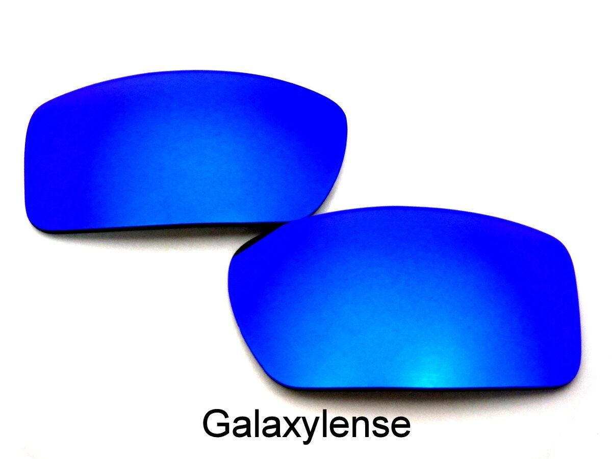 ab67a31f6d Galaxy Replacement Lenses For Oakley Gascan Blue Color Polarized 100 ...