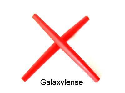 Galaxy Ear Socks Rubber Kits Oakley C Wire New 2011,Half Wire 2.0,Whisker Red, usado comprar usado  Enviando para Brazil