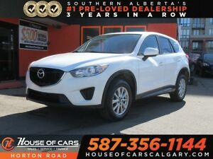 2014 Mazda CX-5 GX/  Navigation/ Bluetooth