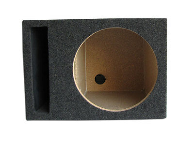 """12"""" Single Subwoofer Vented Ported Enclosure R/T Sub Box MADE IN THE USA"""
