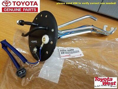 Toyota Pickup 92 95 22re 3vz 4wd Fuel Pump Hanger Sender Bracket 2320635260