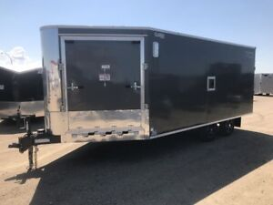 2018 Southland XRARSMT35-820-78 Enclosed Snowmobile Trailer