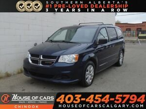 2014 Dodge Grand Caravan SXT w/ Satellite Radio, Hands Free
