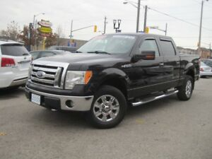 2009 FORD F-150 XLT | Super Crew • 4X4 • Loaded •