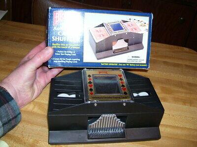 Playing Card Shuffler