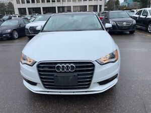 2015 Audi A3 2.0T Komfort   LEATHER   PANO ROOF   NAV