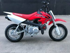 2021 Honda CRF50F Minibike 49cc