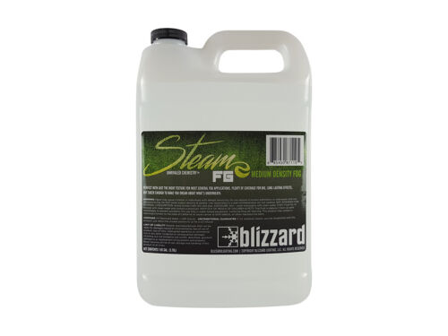 Blizzard Steam-FG Fog Fluid  / 1-gallon bottle