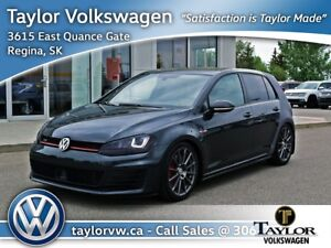 2015 Volkswagen Golf GTI 5-Dr 2.0T Performance 6sp Clean History
