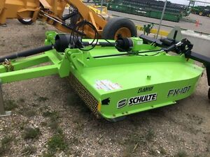 2017 Schulte F-X107  Rough Cut Mower