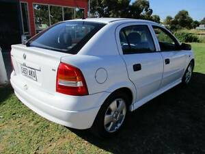 2001 Holden Astra Hatchback Goolwa Alexandrina Area Preview