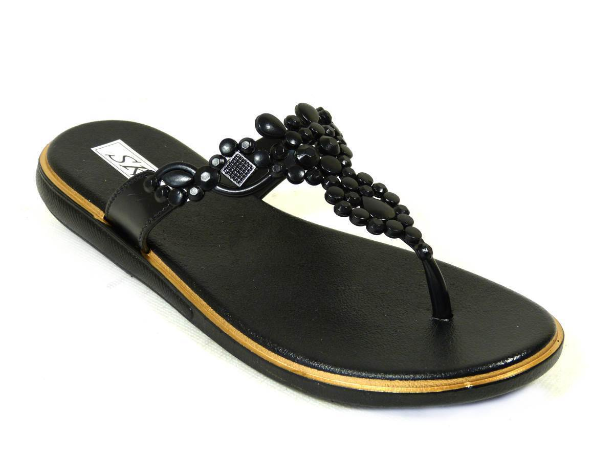 Slippers Size S Uk3-4 String Tong Sandals