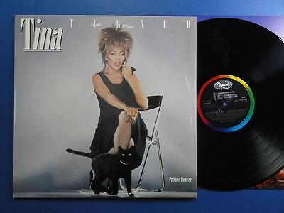 Tina Turner  Private Dancer Capital 84 A1b1 Uk Lp Ex Ex