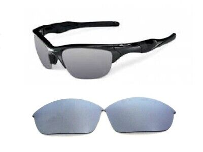 Galaxy Replacement Lens For Oakley Half Jacket 2.0 Sunglasses Titanium (Oakley Sunglasses For Sports)