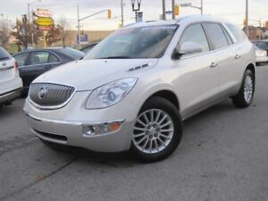 2012 BUICK ENCLAVE CXL1 | Leather • 2 Roofs • AWD
