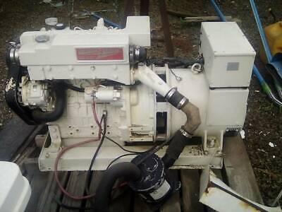 Northern Lights M844l 20 Kw Marine Diesel Generator 60 Hz