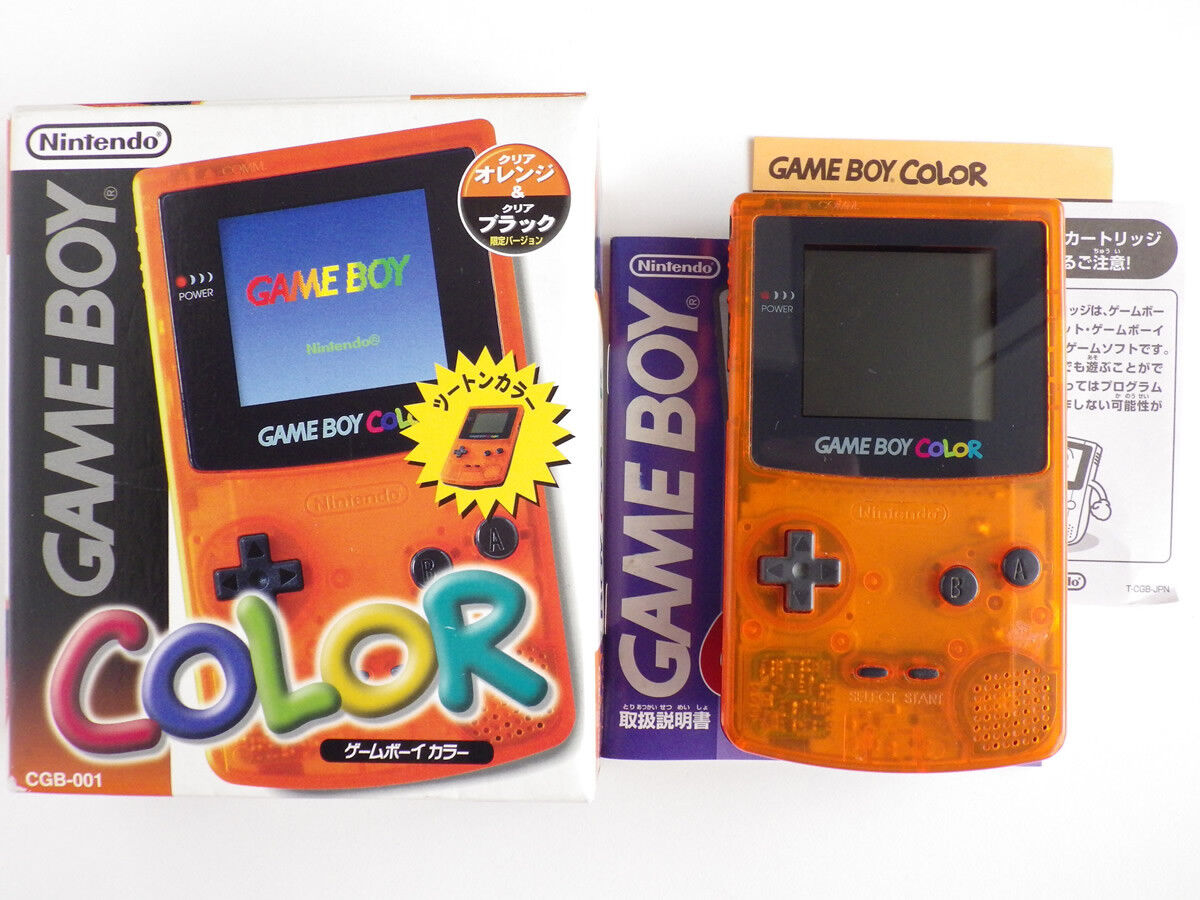 Game boy color list - I Think You Named Pretty Much All Of Them Here S A Helpful Site With A Decent List