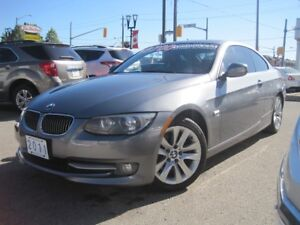 2011 BMW 328i XI COUPE | AWD • NAV • Leather • V6
