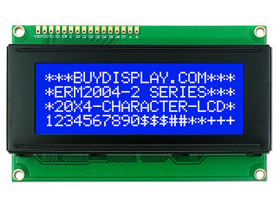 5v Blue 2004 20x4 Character Lcd Display Module Wtutorialhd44780 Controller