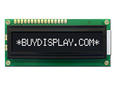 5v Negative Black 16x1 Character Lcd Module Display Wtutorialhd44780backlight