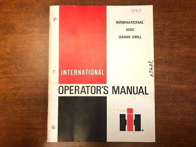 International Harvester 5100 Grain Drill Operators Manual 075