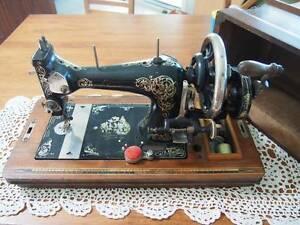 Antique sewing machine 1890's Goonellabah Lismore Area Preview