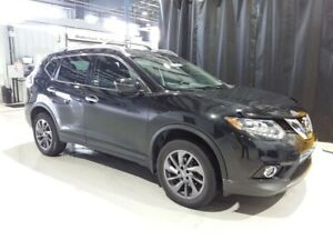 2016 Nissan Rogue 2.5SL AWD LEATHER, SUNROOF, NAVIGATION AND SO