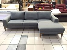 CLEARANCE - DOMENICO 3 SEATER + RAF CHAISE Logan Central Logan Area Preview
