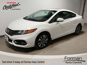 2014 Honda Civic EX - Htd seats | Remote Start | Honda Certified