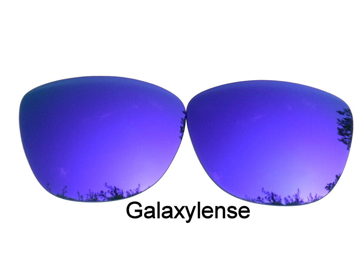 Galaxy Replacement Lenses For Oakley Frogskins Sunglasses